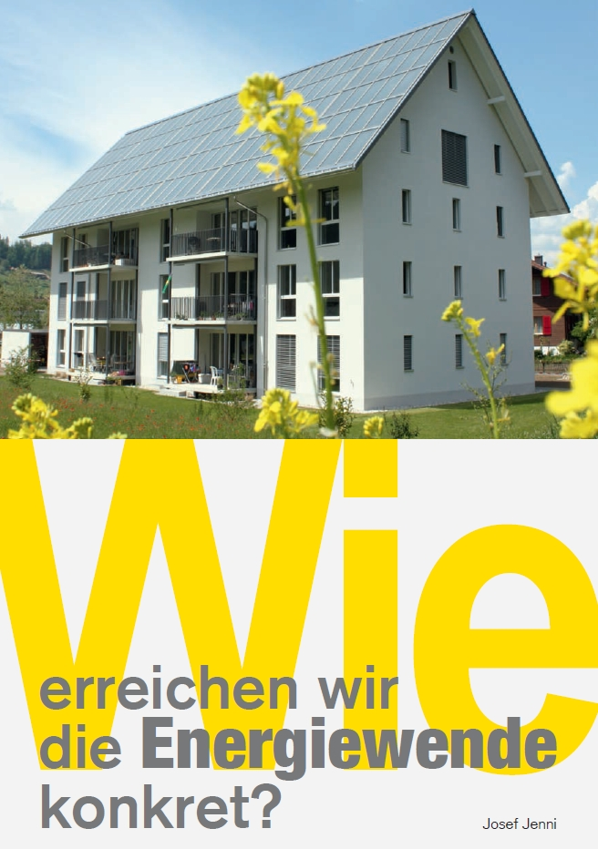 Buchcover Energiewende